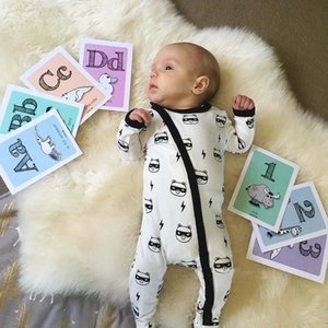 Baby Clothes Sliders With Long Sleeve Baby Girl Children's Overalls Jumpsuit Pajamas Baby Clothes