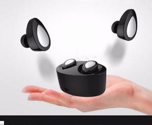 En Yeni Mini TWS K2 Twins Gerçek Kablosuz Bluetooth Stereo Kulaklık Kulak Kablosuz Kulaklık Kulakiçi