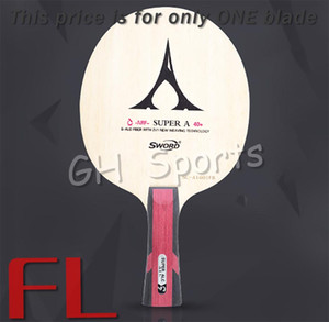 Al por mayor- Sword SUPER A Table Tennis Blade para PingPong Racket
