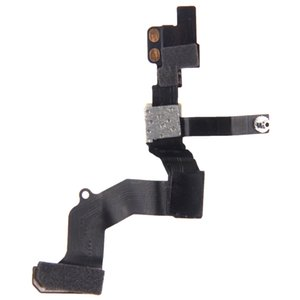 아이폰 5 5S 5C 무료 DHL의 새로운 OEM 내구성 근접 광 센서 플렉스 케이블 전면 카메라 수정