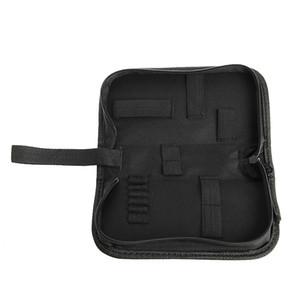 Gros-1 pcs Durable Portable Montre Outil De Réparation De Sac Kit Bracelet Bracelet Remover Zipper Case Montre fabricant Réparation De Montre Portable (Seulement sac)