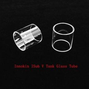 Atacado Innokin ISub V Tanque Tubo de Vidro de Substituição Com DHL Frete Grátis comprar barato Innokin ISub V Tubo De Vidro Do Tanque