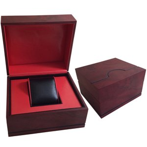 New design wood watch case watches box with Velvet inner PU leather pillow, factory supply customize logo Watch Sunglasses Smoking Cigar Box