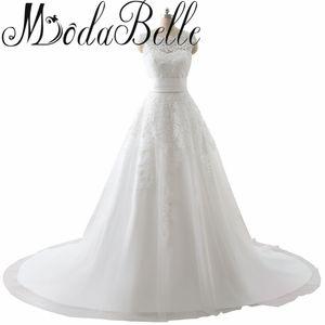 Арабские Свадебные Платья Hochzeitskleid 2017 Со Съемным Поезд Vestida Де Noiva Свадебное Платье Настоящее Одеяние Де Mariee До 100