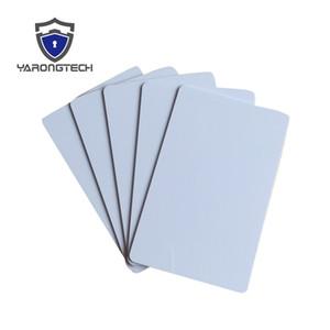 MIFARE Classic® 1K Card 13.56 mhz iso14443a tarjeta de control de acceso de llave de hotel de plástico rfid - 100 piezas