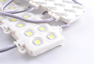 5050SMD وحدة Light RGB Led Injection Modules DC12v 4leds led Strip Light String Lamp 1000PCS