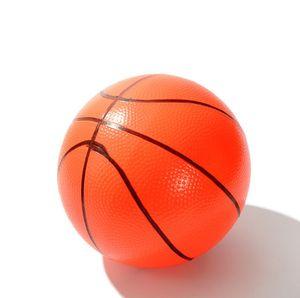 Mini basquete crianças jogo bola bebê brinquedos bola quicando bola para uso piscina interior ao ar livre