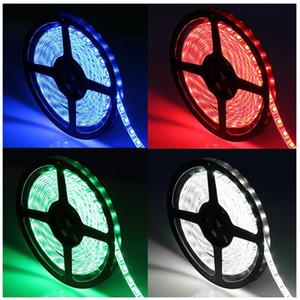 RGB Lámpara de luz LED Banda Interruptor Impermeable Partido Colorido Decorat Bar Mall Centro de Decoración Belleza Árbol de Navidad Tarde Linterna Tira