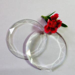 Cílios Individuais Cola Titular Kit de Ferramentas de Extensão de Cílios Redondos Eye Lash Cola Pedra De Cristal Cílios Adesivo Claro Suporte
