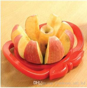 Cortador de manzana Cortador de manzana herramienta de cocina de dispositivo de corte de acero inoxidable Regalos de empresa, promociones publicitarias
