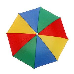 Impedire crogiolarsi nel prendere in mano un elastico del tè elastico del sole dell'ombrello della pioggia dell'ombrello del sole dell'ombrello del cappello di pesca a