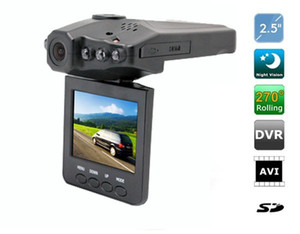 10 STÜCKE meistverkaufte 2,5 '' Car Dash cams Auto DVR recorder kamerasystem black box H198 nachtversion Video Recorder dash Kamera