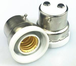 MIX B22 To E12 Lamp Holder Converter لمبة الإضاءة LED