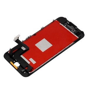 For iPhone 7 Plus LCD Display Touch Screen Digitizer Assembly Replacement with dhl shipping fast free