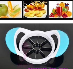 Trancheur de pommes à 8 lames Corer Cutter Wedger Divider Trancheur de fruits de légumes Trancheur de pommes poires Trancheur Ustensile