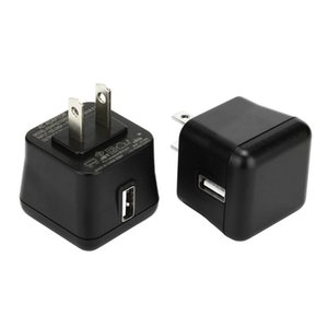 High Quality Real 5V 2.1A 2A US Plug USB Charger Wall Adapter Home Travel USB Power Charger