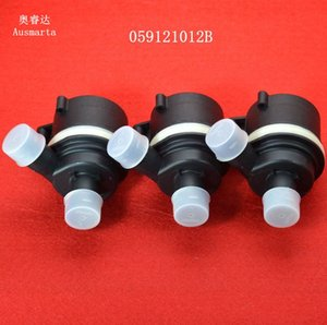 3 Pcs High quality frree dispatch of new engine auxiliary water pump for a4 a5 a6 a7 vw touareg oem 059121012B