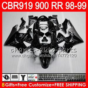 HONDA CBR 919RR CBR900RR CBR919RR 1998 için gövde