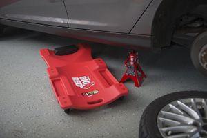 Garage Creeper Car Mechanic Tool Body Fitting Low Profile 40 Inch Durable NUEVO