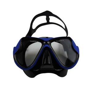 Atacado Água Professional Sports Caça Submarina Mergulho miopia e hipermetropia engrenagem natação óculos máscara de mergulho
