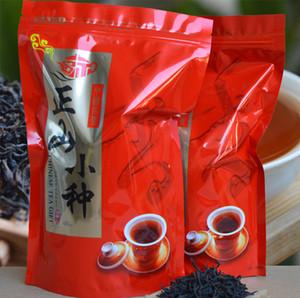 [ambición] 2019 té negro superior superior lapsang souchong 250 g té rojo comida verde saludable estómago caliente zhengshanxiaozhon