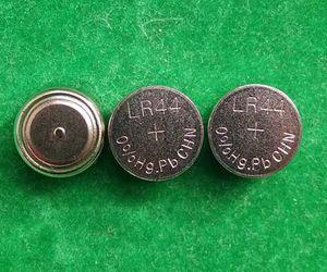 10000 قطعة / الوحدة، 0٪ hg pb mercury free ag13 LR44 A76 1.5 فولت قلوية زر خلية البطارية بطارية خلية عملة