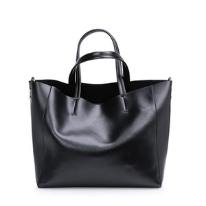 donne di marca all'ingrosso sacchetti di cuoio genuini delle donne borse di cuoio reali borse grandi Borsa a tracolla progettista dell'annata # 40
