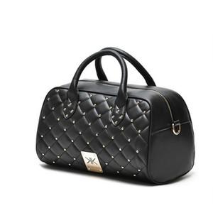 Heißer Verkauf Kim Kardashian Kollection Bote Tote KK bolsas Design Frauen Handtasche Schultertasche beliebte Tasche gute Klasse Leder kk-605001