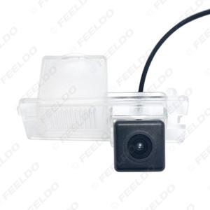 FEELDO Car CCD Caméra de recul inverse Rearview pour Ssangyong Rexton / Kyron / Korando / Actyon # 4506