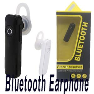 M165 Stereo universales Auricular inalámbrico Bluetooth para auriculares mini bluetooth inalámbrico de manos libres auricular en la oreja