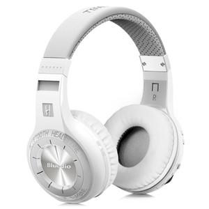 Bluetooth Büyük Casque Ses Akülü Kablosuz Kulaklık Kulaklık Bluedio HT Auriculares Bluetooth Kulaklık Bilgisayar Kafa Telefon Için Mic Ile