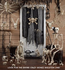 Новый дизайн Fantasy Life Fun Bone Skeleton - Летучая мышь Bone Home Halloween Party Украшение