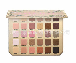 Neue Limited Edition Natural Love Lidschatten-Palette Sommer 30 Farben Matte Lidschatten Make-up-Palette Licht Lidschatten Make-up Kosmetik