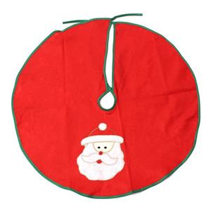 Gros-Santa Claus Arbre De Noël Jupe Stands Ornements De Fête De Noël Décoration Père Noël 60cm Navidad Modèle