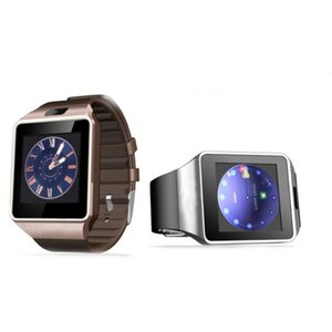 DZ09 smartwatch Support SIM TF Card MP3 Call Bluetooth 3.0 Wearable Devices With Camera Support Multi languages
