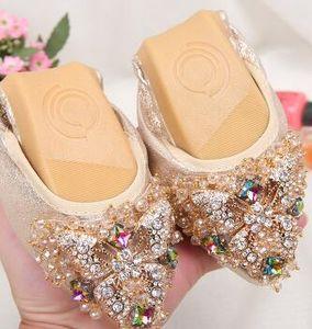 Noeud papillon eau peu profonde à fond plat chaussures de mode chaussures