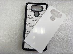 Sert PC telefon kılıfı için LG G2 G3 G4 G5 G6 G7 V20 V30 V40 K4 K8 2017 süblimasyon ısı basın telefonu kılıfı 100 adet karıştırıp modeli