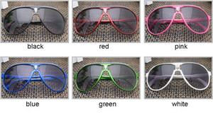 Baby Sonnenbrille UV400 PC Rahmen Kinder Sonnenbrille für Jungen Strand Liefert Geburtstagsgeschenke Kindermode Zubehör
