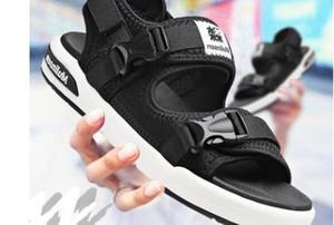 Primavera, verano, transpirable Y3 sandalias masculino edición de han deportivo ocio peep-toe plataforma antideslizante playa zapatillas parejas romanas