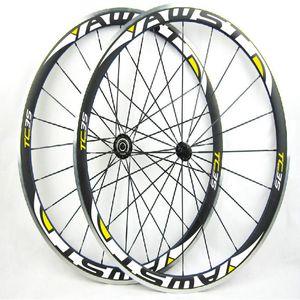 Powerway R13 концентраторы углерода дорожный велосипед колеса довод С35 сплава тормозной поверхности сплава углерода колеса 38 мм колеса углерода сплава колесная 700C колеса