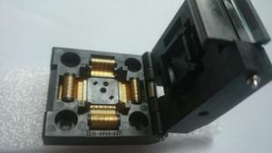 QFP64 TQFP64 IC51-0644-807 Yamaichi QFP Adaptateur de programmation de prise de Burn-in Socket 0.5mm
