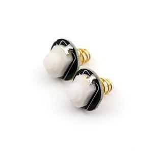 Interruptor click / clicky botão de interruptor eletrônico diy para 501b / 502b lanterna tocha