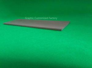Al por mayor-Flash Stamp Pad 330x110x4 o 7 mm Cojín Sello de goma Materiales de la placa Fotosensible Auto entintado Estampado Fabricación