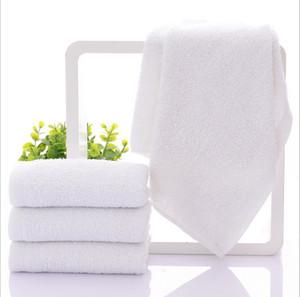 32 * 70 centimetri 100% cotone Telo Viso Bianco, Capelli, Mano Washcloth forniture alberghiere favore 10pz JF007 /