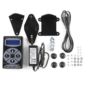 Vente en gros - Tattoo Power Supply professionnel Hurricane HP-2 Powe Supply Digital Dual LCD Display Machines d'alimentation de tatouage avec prise US