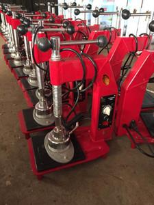 Tiempo de control automático de temperatura de los neumáticos Máquinas de vulcanización SK200