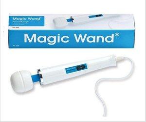 Hitachi Magic Wand Massager ، AV الهزاز القوي ، Magic Wands ، كامل الجسم مدلك HV-260 box packaging 110-250V DHL