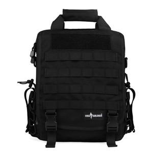 Свободный солдат открытый тактический рюкзак мужчины женщины кемпинг Туризм Путешествия рюкзак 14 дюймов ноутбук сумка одно плечо военные сумки