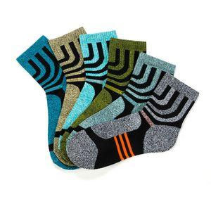 Calcetines de alta calidad de los hombres Calcetines de secado rápido Calcetines de Coolmax de los hombres Invierno espesa toalla de felpa transpirable desodorante calcetines envío gratis