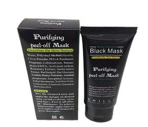 Vendita calda SHILLS Maschera facciale nera per la pulizia della maschera da 50 ml MASCHERA profonda pulizia nera In magazzino!